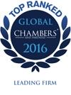 Top ranked Chambers Global 2015
