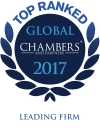 Top ranked Chambers Global 2015